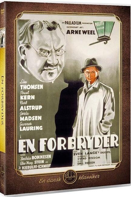 En forbryder, Palladium, DVD, Movie