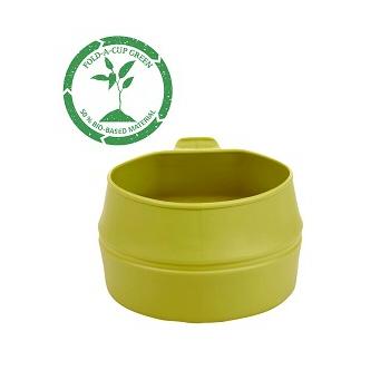 Wildo - Fold-a-cup 50% Bio 200 ml. Lime