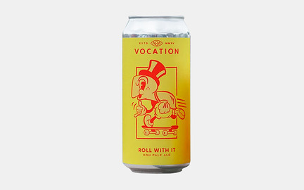Roll With It - DDH Pale Ale fra Vocation