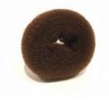 Donut til opsætning af kold i brunt hår