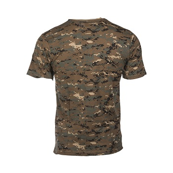 Mil-tec - Camo T-shirt (Digital Woodland)