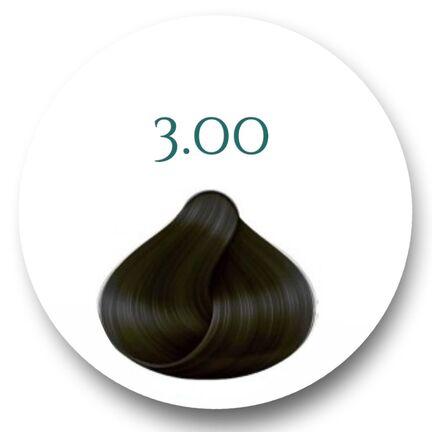 Hårfarve Nr.3.00 Intens Mørk Brun100ml
