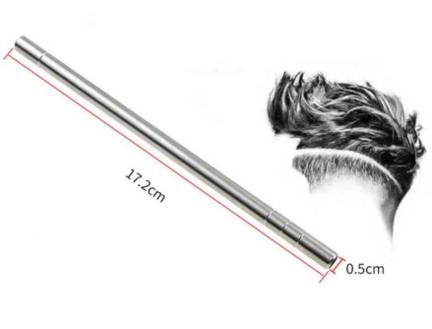 Shave`n shapes Frisørkniv Til Knivskarpe Detaljer