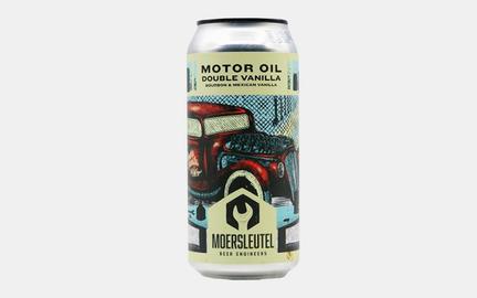Motor Oil Double Vanilla - Stout fra Moersleutel