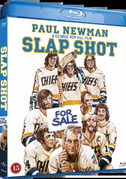 Slap Shot, Bluray, Movie