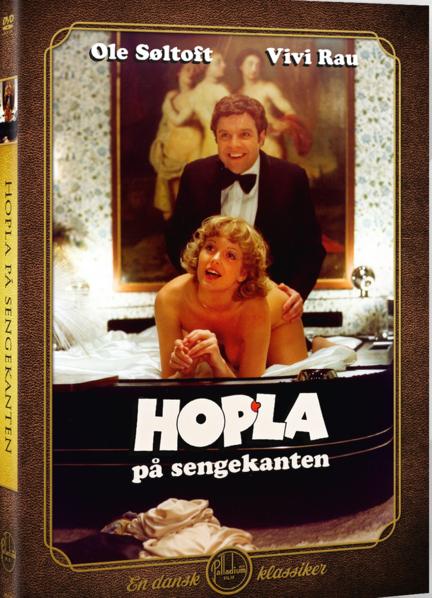 Hopla på Sengekanten, Sengekantfilm, DVD