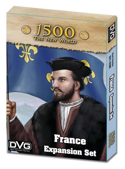 1500 France Expansion