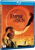 Empire of the Sun, Solens Rige, Bluray