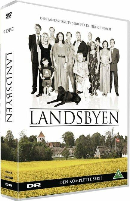 Landsbyen, TV Serie, DVD