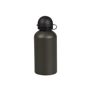 Mil-tec - Aluminiumsflaske 500 ml. (Oliven)