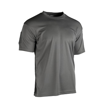 Mil-tec - Taktisk Hurtigtørrende T-shirt (Urban Grå)