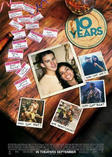 10 Years, DVD, Movie