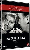 Kan de lide østers, Ka' de li' østers, Leif Panduro DVD Film