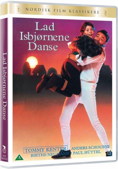 Lad isbjørnene danse, DVD, Film, Movie