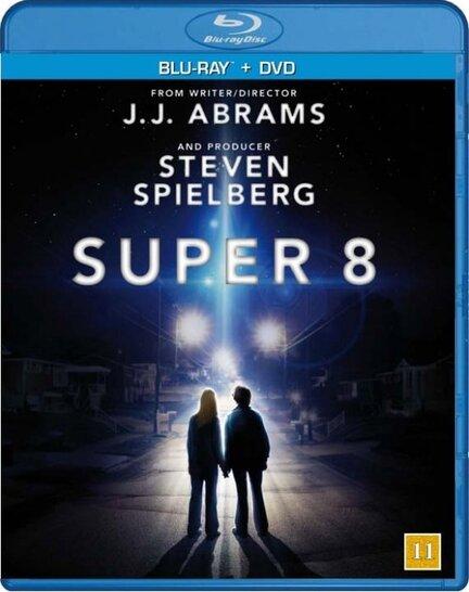 Super 8, Bluray