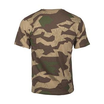 Mil-tec - Camo T-shirt (Splinter Tarn)