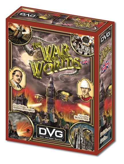 War Of The Worlds England
