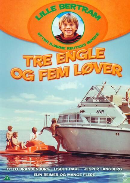 Tre engle og fem løver, DVD Film, Bjarne Reuter