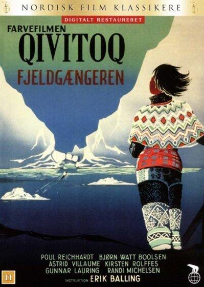 Qivitoq, Fjeldgængeren, Grønland, DVD, Movie