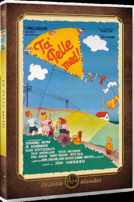 Ta Pelle med, DVD, Movie