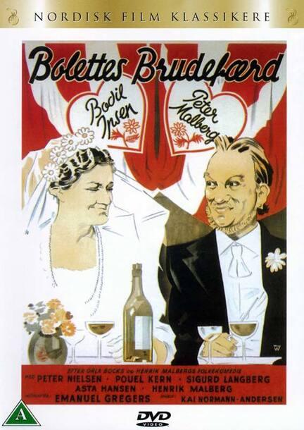 Bolettes Brudefærd, DVD Film, Movie