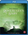 Rosemarys Baby, Bluray, Movie, Roman Polanski