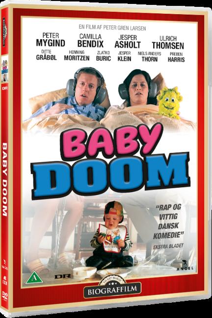 Baby Doom, DVD