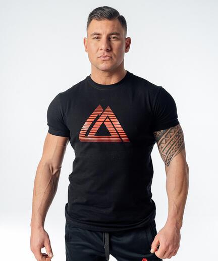 Magnus T-Shirts sort