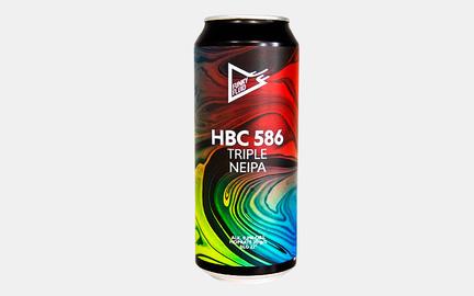 HBC 586 - Triple NEIPA fra Funky Fluid