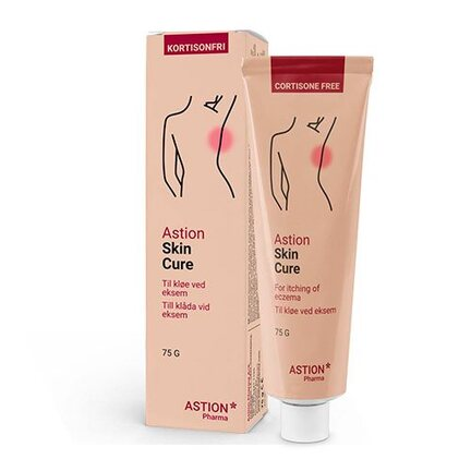 Skin Cure fra Astion mod eksem og kløe