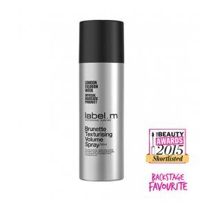 Texturising Spray Brunette  fra Label M