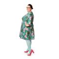 Lækre jerseykjoler syes på bestilling efter dine mål, kjoler til plussize kvninder, og damer i store størrelser.