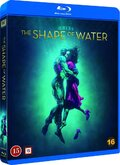 The Shape of Water, Bluray, Movie