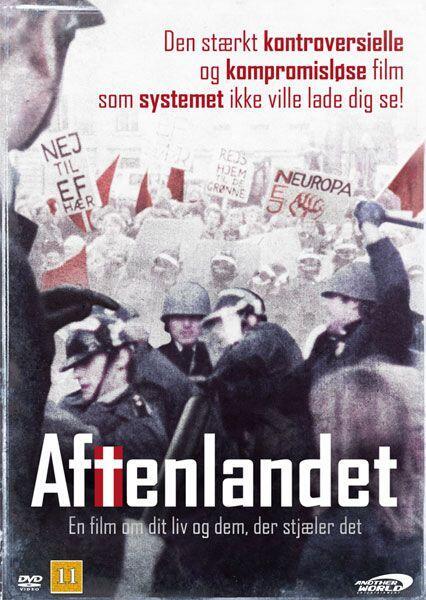 Aftenlandet, DVD Film