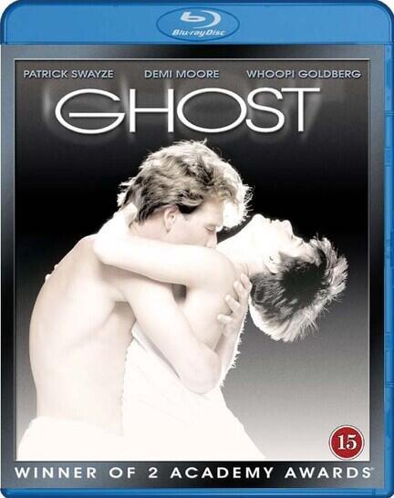 Ghost, Bluray, Movie, Film