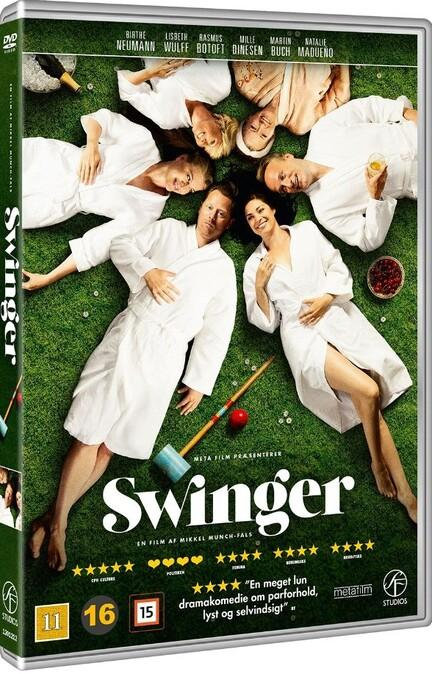 Swinger, DVD, Movie