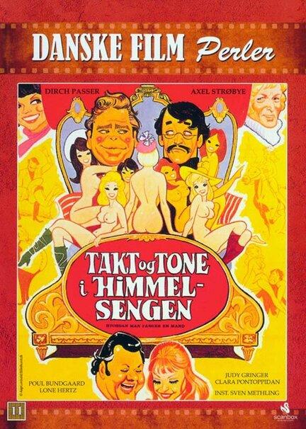 Takt og Tone i Himmelsengen, Erotisk Lystspil, DVD