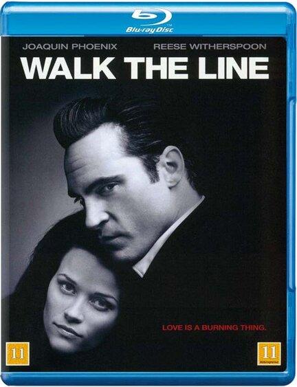 Walk the Line, Bluray, Movie, Johnny Cash