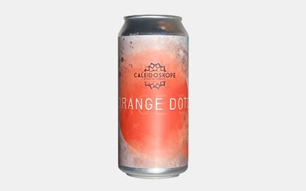Orange Dots - New England IPA fra Caleidoskope   Beer Me