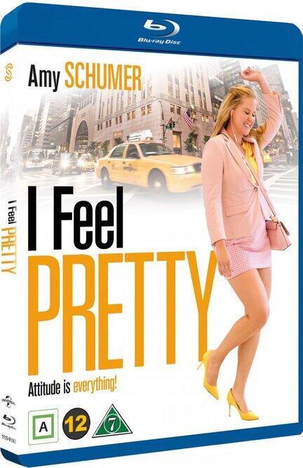 I Feel Pretty, Bluray