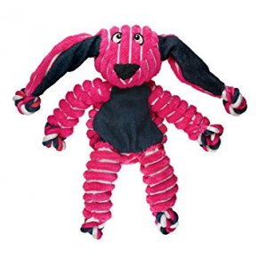 KONG-hundebamse-floppy-knots-bunny