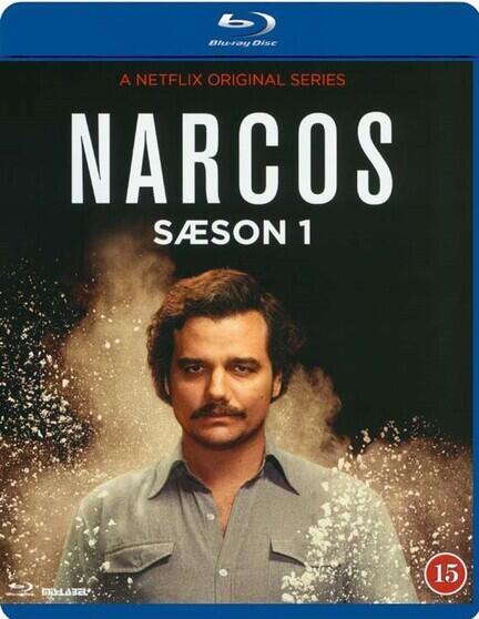 Narcos, Bluray