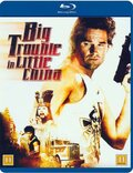 Big Trouble in Little China, Bluray, Movie