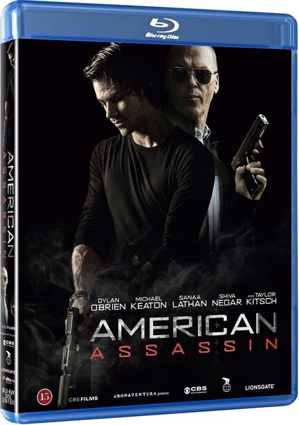 American Assassin, Blu-Ray