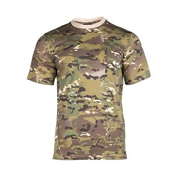 Mil-tec - Camo T-shirt (Multicam)