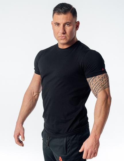 T-shirts Unik i Sort