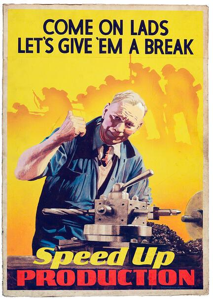 fotomester verdenskrig plakat