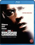 The Manchurian Candidate, Bluray, Movie
