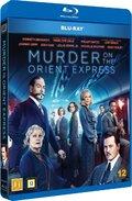 Mordet i Orientekspressen, Murder on the Orient Express, Bluray, Movie