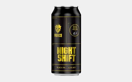 Night Shift - Black IPA fra Fierce